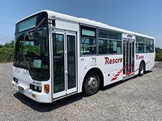 送迎用バス1