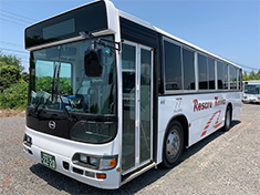 送迎用バス5